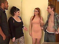 порнозвезда трепка бисексуал