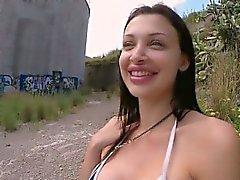 anal babe big boobs