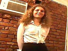 amateur bdsm brunette