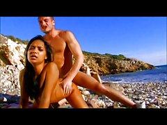 beach french nipples