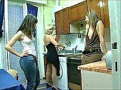 groepsseks italiaans latijn lesbiennes