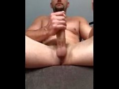 big dick jmac hand job jerking off j mac solo masturbation wanking stroking big
