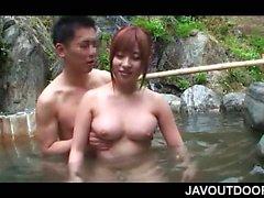brunette flasher hardcore japanese nude