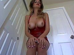 amateur masturbation pov