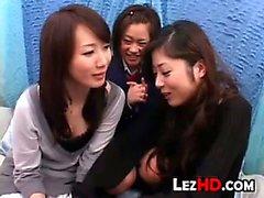 asya parmak kıllı japon lezbiyen