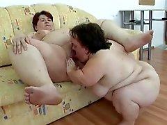 bbw lesbians midgets