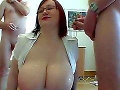 amateur big tits abspritzen rotschopf gesichts