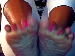 amateur black and ebony matures foot fetish footjob