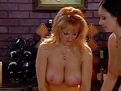 big boobs hairy lesbians