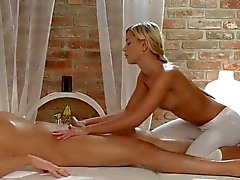 dido angel couple vaginal sex masturbation brunette