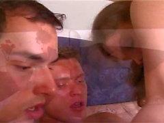 hardcore anal blowjob group