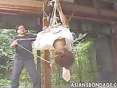 casal escravidão asiático