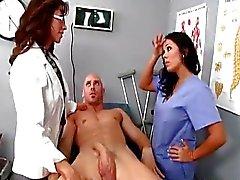 big tits strümpfe dreier big cock high heels