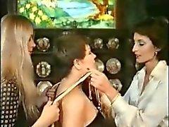 klassiker retro mädchen on-girl lesben