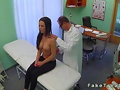 amateur big boobs doctor hardcore