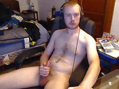 gay amateur big cock masturbation