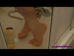 kink anna dirty-feet