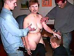 amateur big boobs fingering french handjob