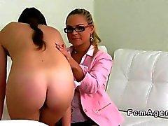 amateur casting lesbian
