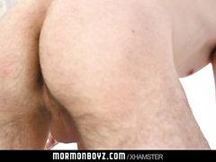 gay bareback blowjob daddy
