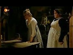 Spanking Punishment for Maid From The movie Das Goldene Uter