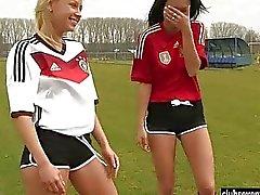 football lesbian lesbian sex movies