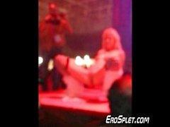strip teasing striptease