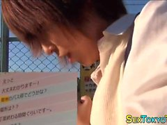 asiático boquete hd japonês ao ar livre