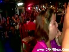 blowjob real amateur party public