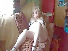 amateur mamies masturbation