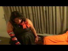 bbw femdom palmada vídeos hd escrava dela