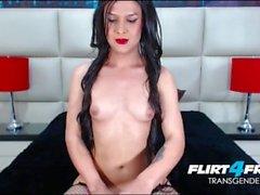 flirt4free ass fuck anal dildo off butt