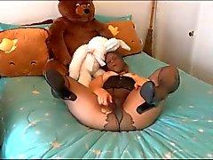 masturbation nylon pov webcams