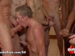 gay gangbang oral sex interracial
