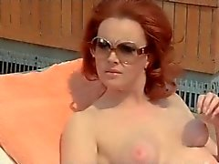 celebrities redheads softcore