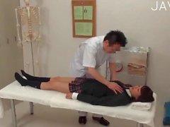étudiant amateur massage japonais