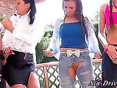 fetiche sexo em grupo ao ar livre