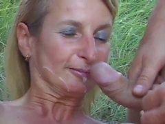 facial sperm swallowing cumshots