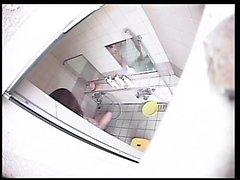 amateur brunette hidden cams shower upskirt