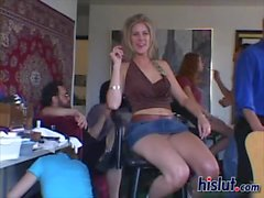group sex blonde sucking orgy oral sex