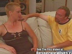 puta esposa rubia mamada anal