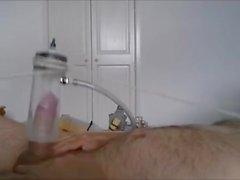 masturbation caucasian wanking