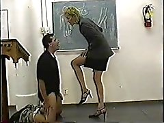 bdsm blondes femdom