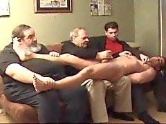 viejo - hombre de músculo homosexual hunks