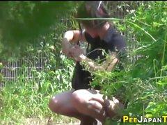 nudité en public vidéos hd de plein air