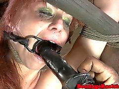 bondage threesome fetish