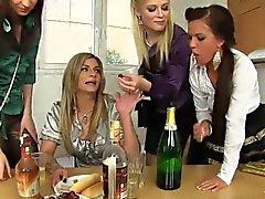 fetish group sex lingerie