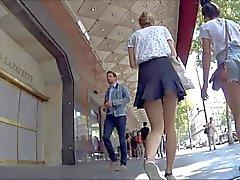cámaras ocultas al aire libre adolescentes upskirts voyeur