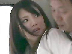 asiatico pompino sborrata facciale