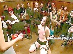 gangbang domination bondage fetish